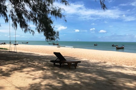 Ao Thai Beachfront Bungalow Resort near Songkhla