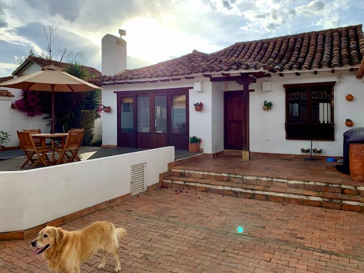 COZY HISTORIC CENTER HOUSE - VILLA DE LEYVA