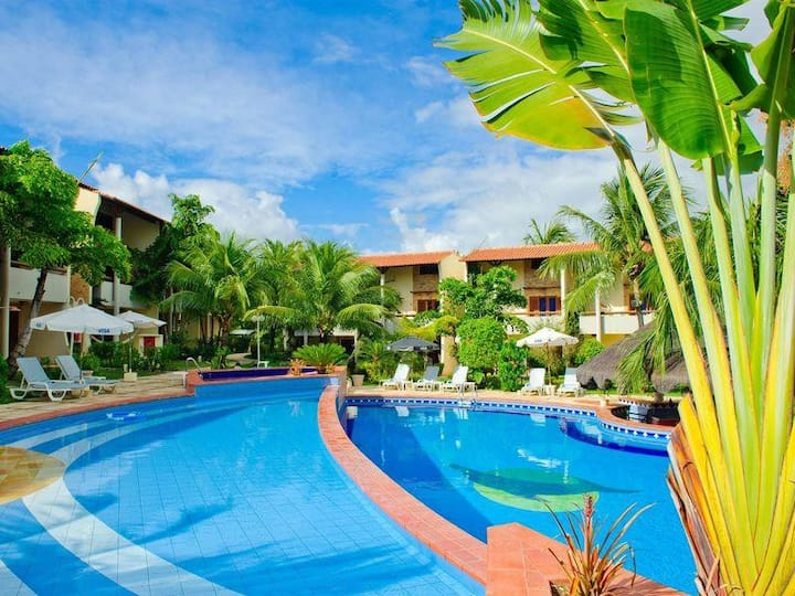 Charming Apartment in Pipa Fully Furnished