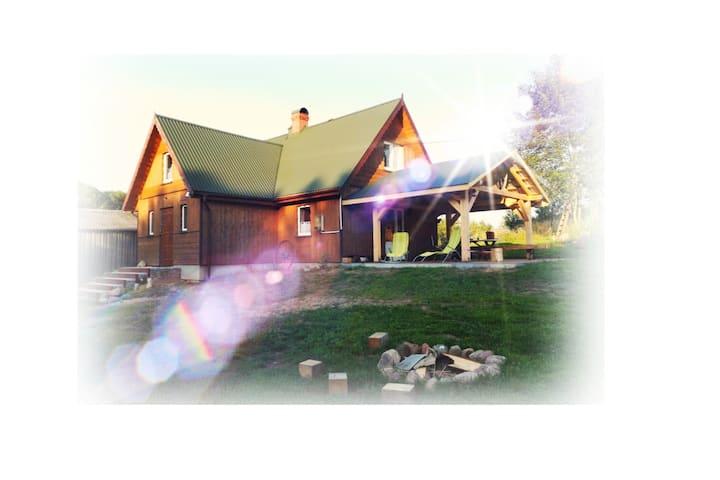 Gościniec Dębowa Samotnia - The Lonely Oak Cottage