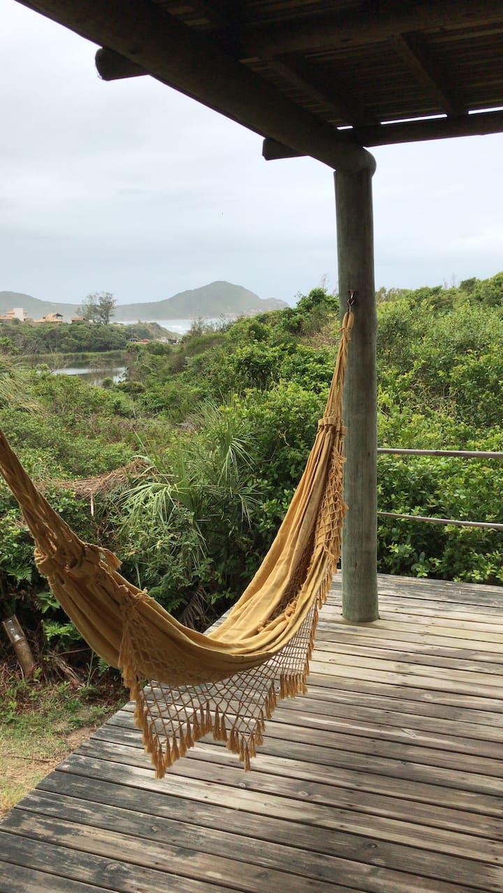 Villa California  Eco Pousada, Praia do Rosa