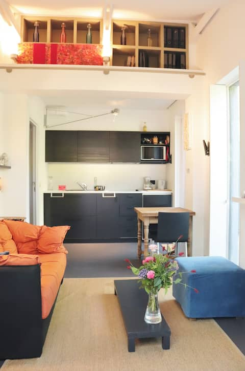 Private One Bedroom apartment.
