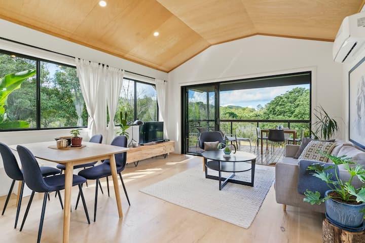 Beautiful Byron hinterland cottage | AC | 2 bdrm