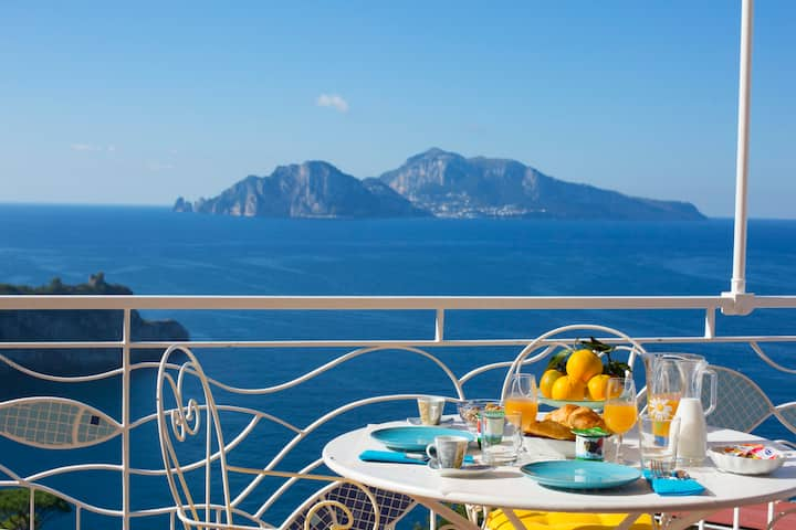 Il Sogno di Lina Sorrento Coast Capri Sea View