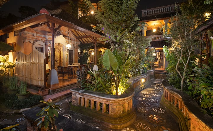 1BR Traditional style #1 at Ketut's Place B&B Ubud