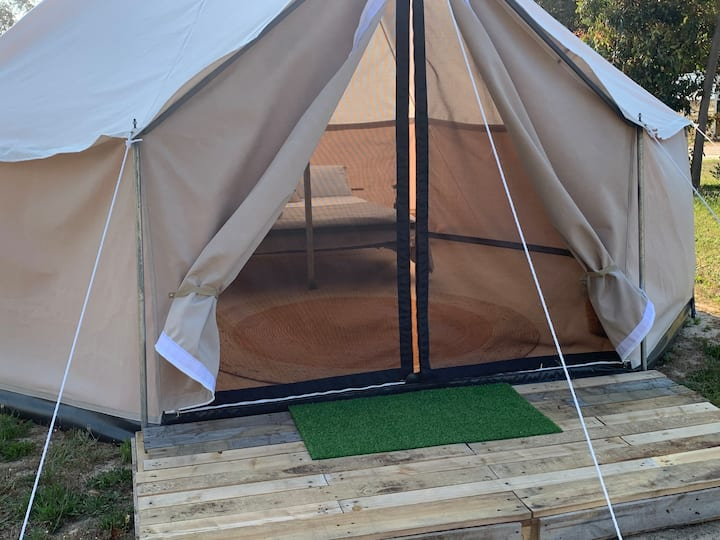Luxury Camping Tent 4
