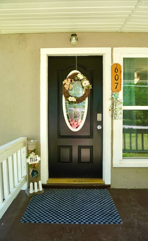 Chasen Summer Cottage, sanitizing for safety