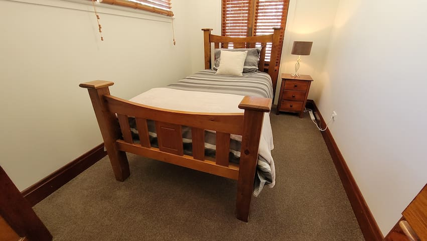 Fourth Bedroom - King Single Bed