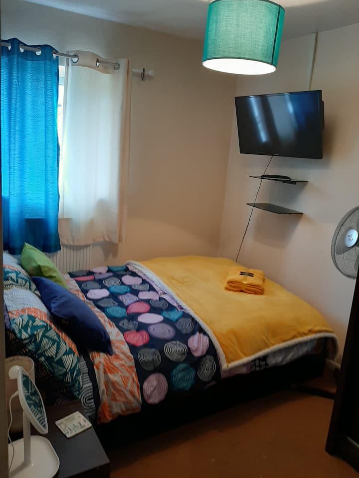 AMAZING DOUBLE ROOM!!