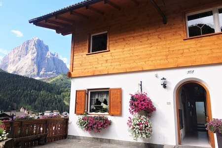 Apartments Praverd in the Dolomites