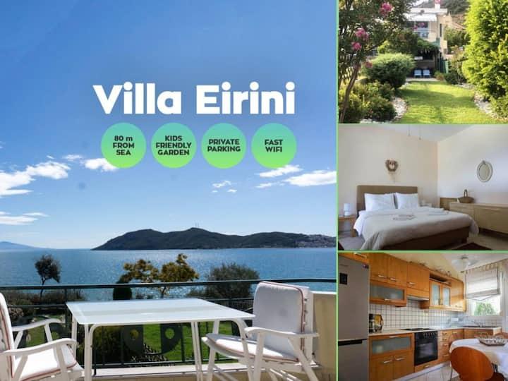 Villa Eirini | Free Parking, WiFi, 2 mins to beach