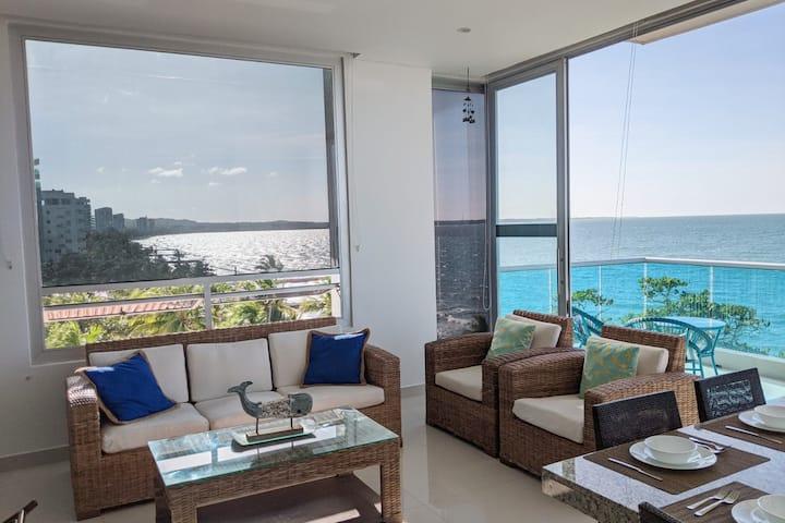 Apartamento en Coveñas con espectacular vista