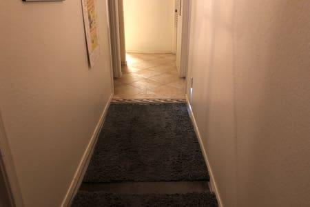 "Hallway 40"" wide"