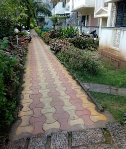 Pathway to be building