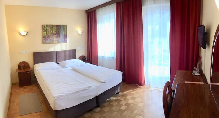 Hotel Maj Inn*** - double room with balcony