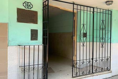 Entrada principal del edificio
