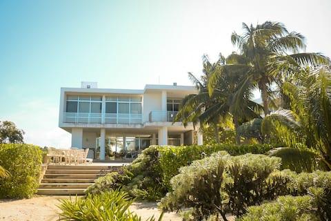 Beach house, seaside