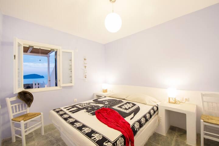 Bedroom 1, double