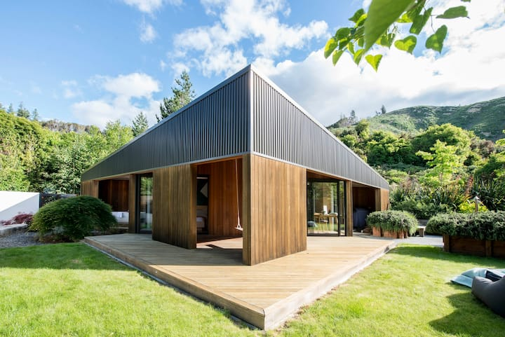 The Kite - Laid-Back luxury beside the Abel Tasman