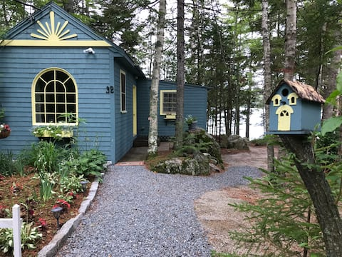 Loon Sound Cottage, On the Water