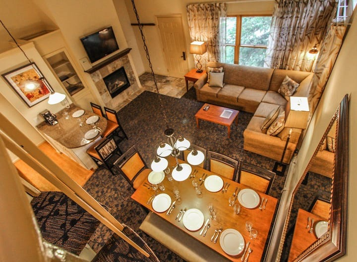 Vail Beaver Creek Colorado 1BR Loft Sleep 10 Condo