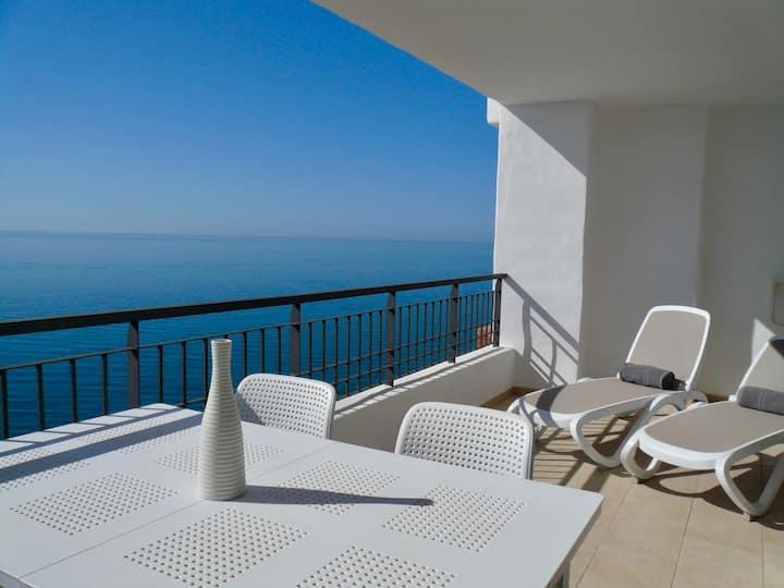 Appartement de standing-vue mer-TORROX COSTA-NERJA