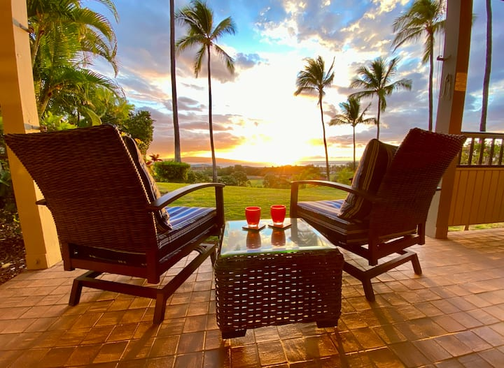 Ocean View! All you could ask for at Wailea Ekolu!