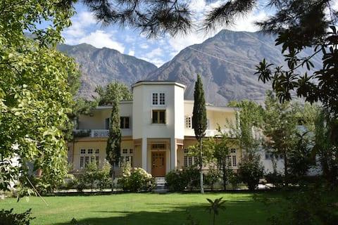 Vacation House in Gilgit Pakistan
