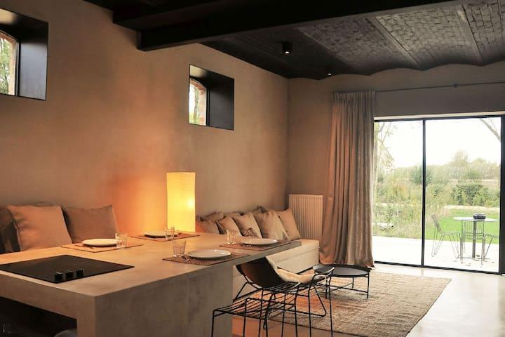 Groot Noordhof - Moderne studio Bruine Kiekendief