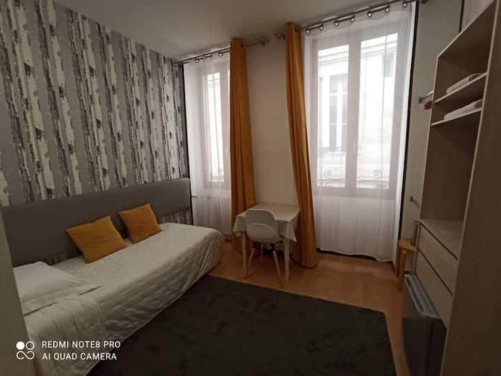 Jolie chambre au coeur de Bordeaux