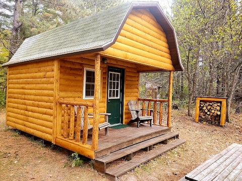 The Farm By The Lake - The Jack Pine Cabin