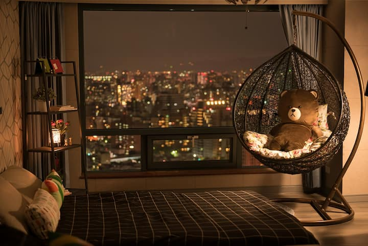 【Romance Fullhouse B】great city view (Superior)