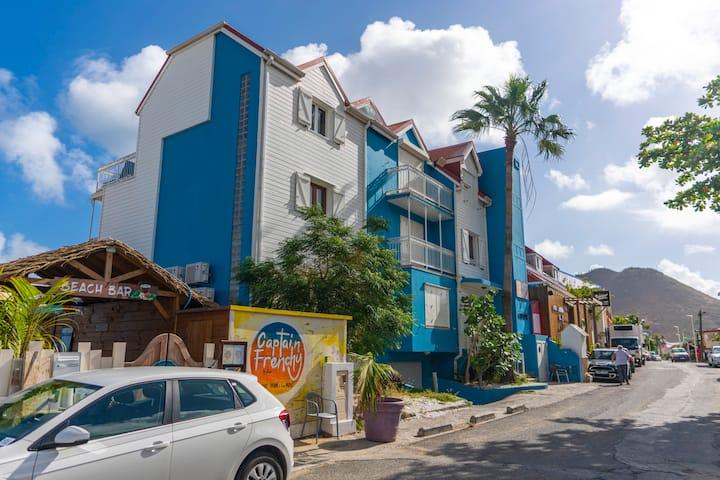 Magnifique duplex  sur la plage -15 % sur séjours