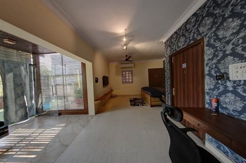 1 bhk luxury Penthouse in gk 1