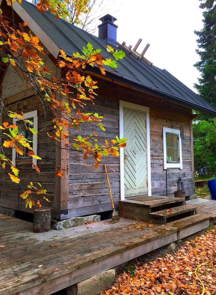 Unique Sauna Cottage nb Helsinki by transport