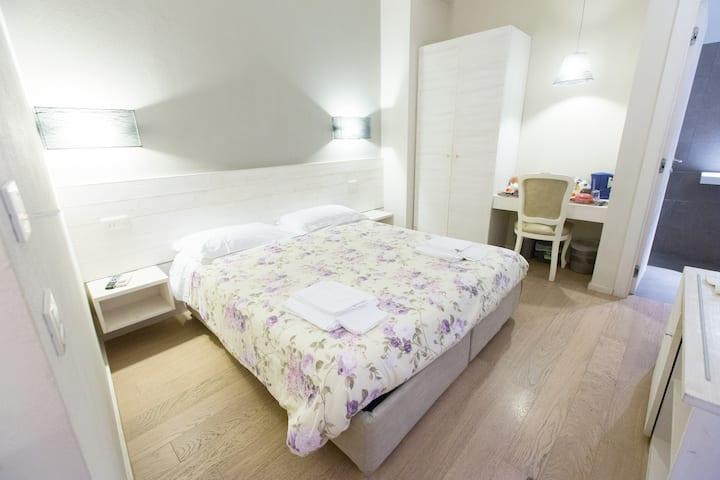 Alla Marina- Standard Room 1 ,Design, Breakfast.