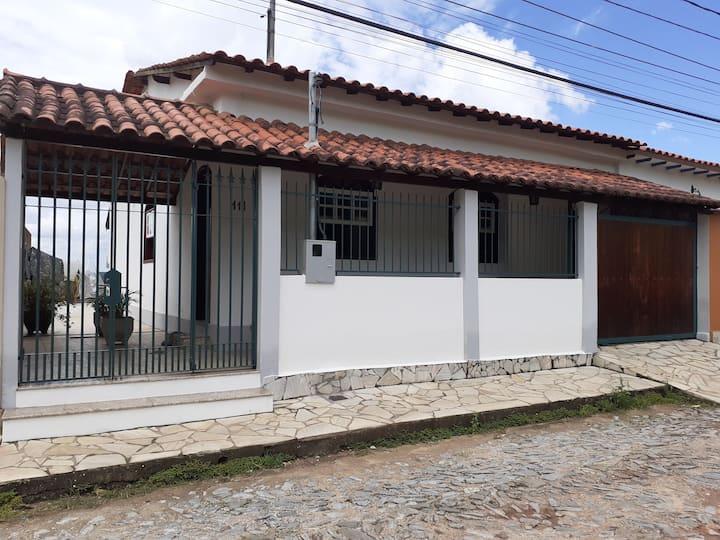 Casa do Paulo na Santissima