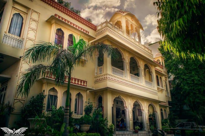 Krishna Palace, A Heritage Home