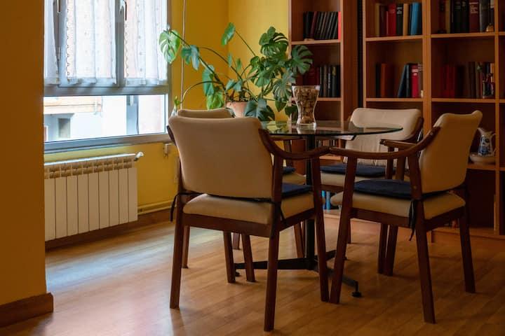 Convenient apartment in the centre of Avilés