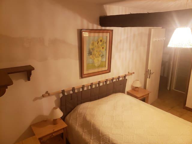 Grange Chambre 4 © La Cayrouse 2022
