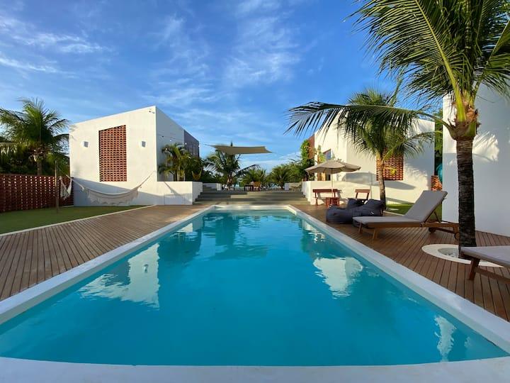 Modern & Ultra Chic Beach House