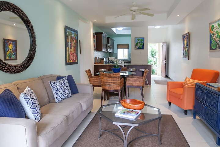 MILES AWAY at Old Fort Village, Ocho Rios, Apt #10