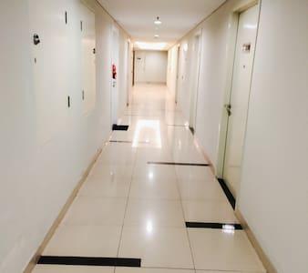 koridor apartemen