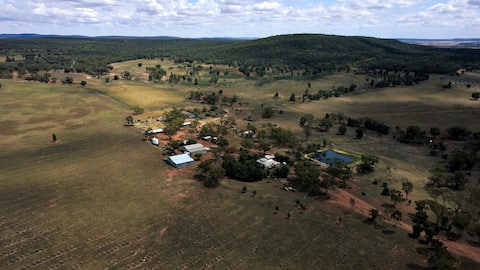 Selby Organic Farm Stay - the perfect getaway!