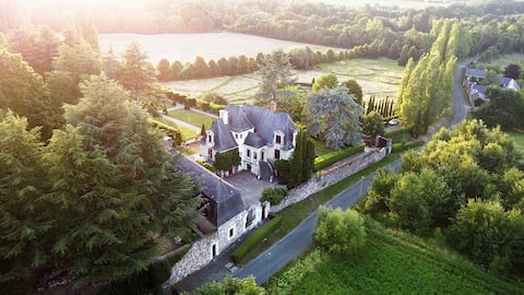 'Aubance', Manoir de la Groye, Loire Valley