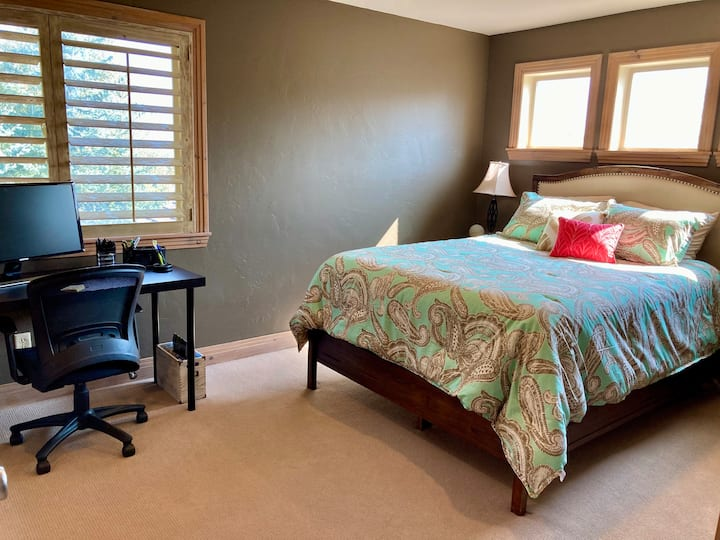 Guest Room with Private Bathroom