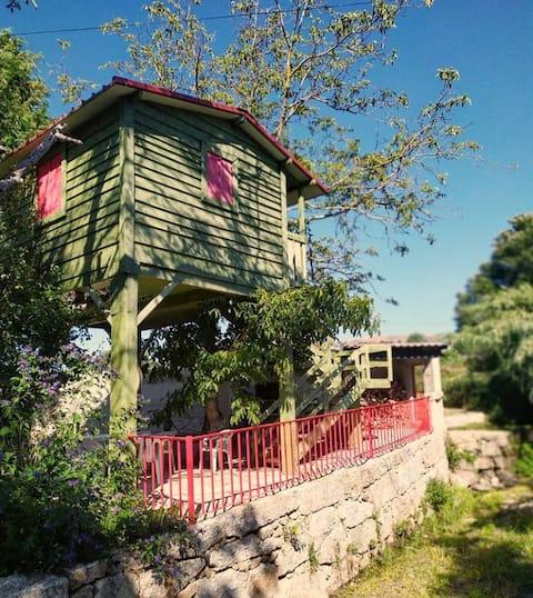 Casa na Árvore - Serra da Estrela