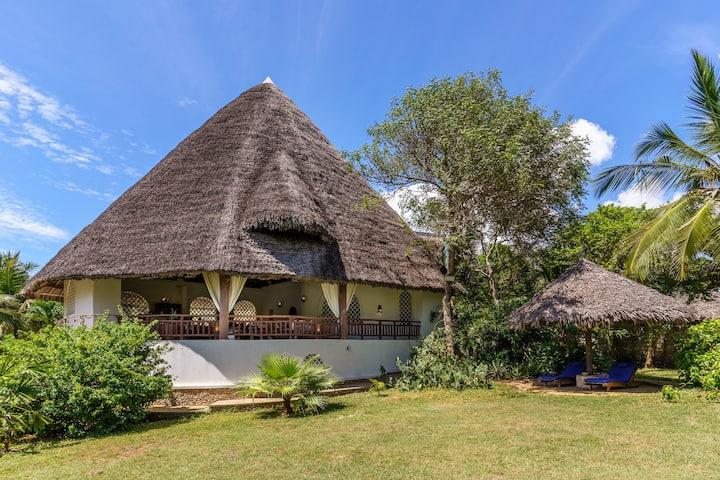 Diani Marine_Garden Villa_on beach front property