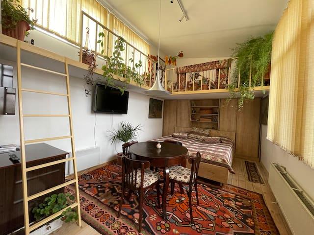 Modern apartment in Gyumri