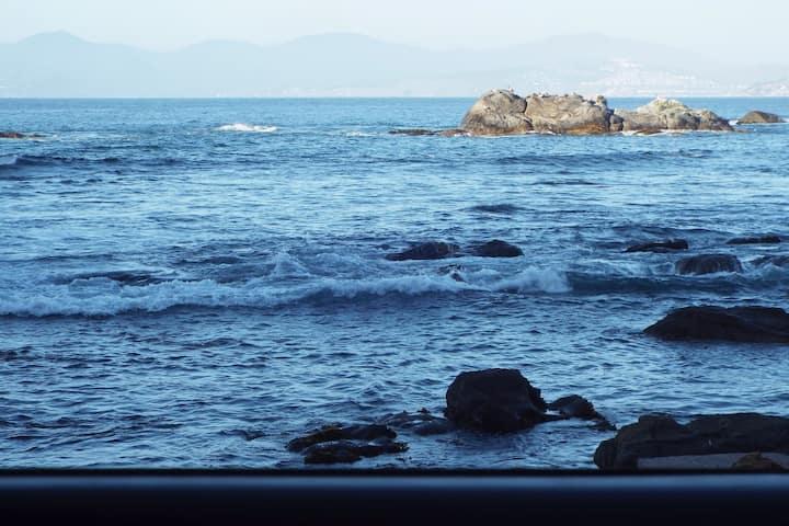 Spectacular Oceanview, open concept, sleeps 3